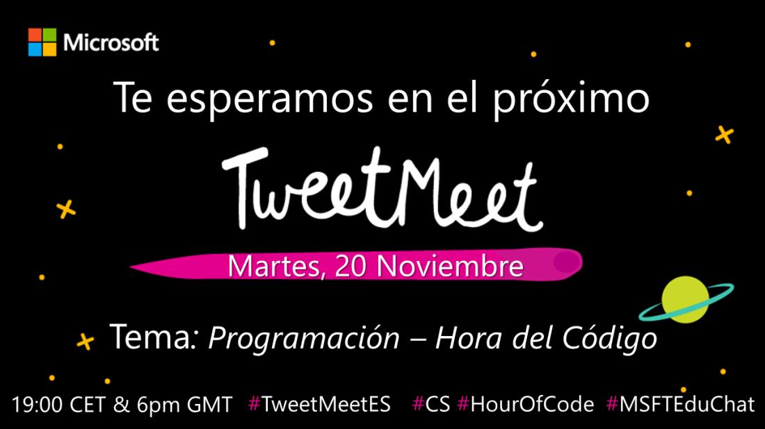 Save the date 20 Nov - Español